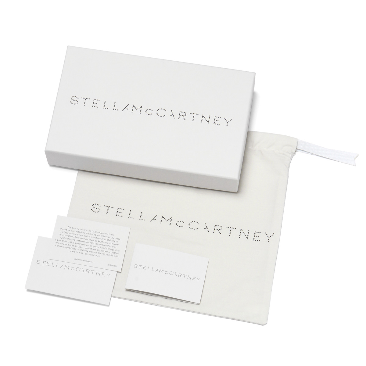 STELLA McCARTNEY ステラ マッカートニー   ショルダーバッグ マイクロ