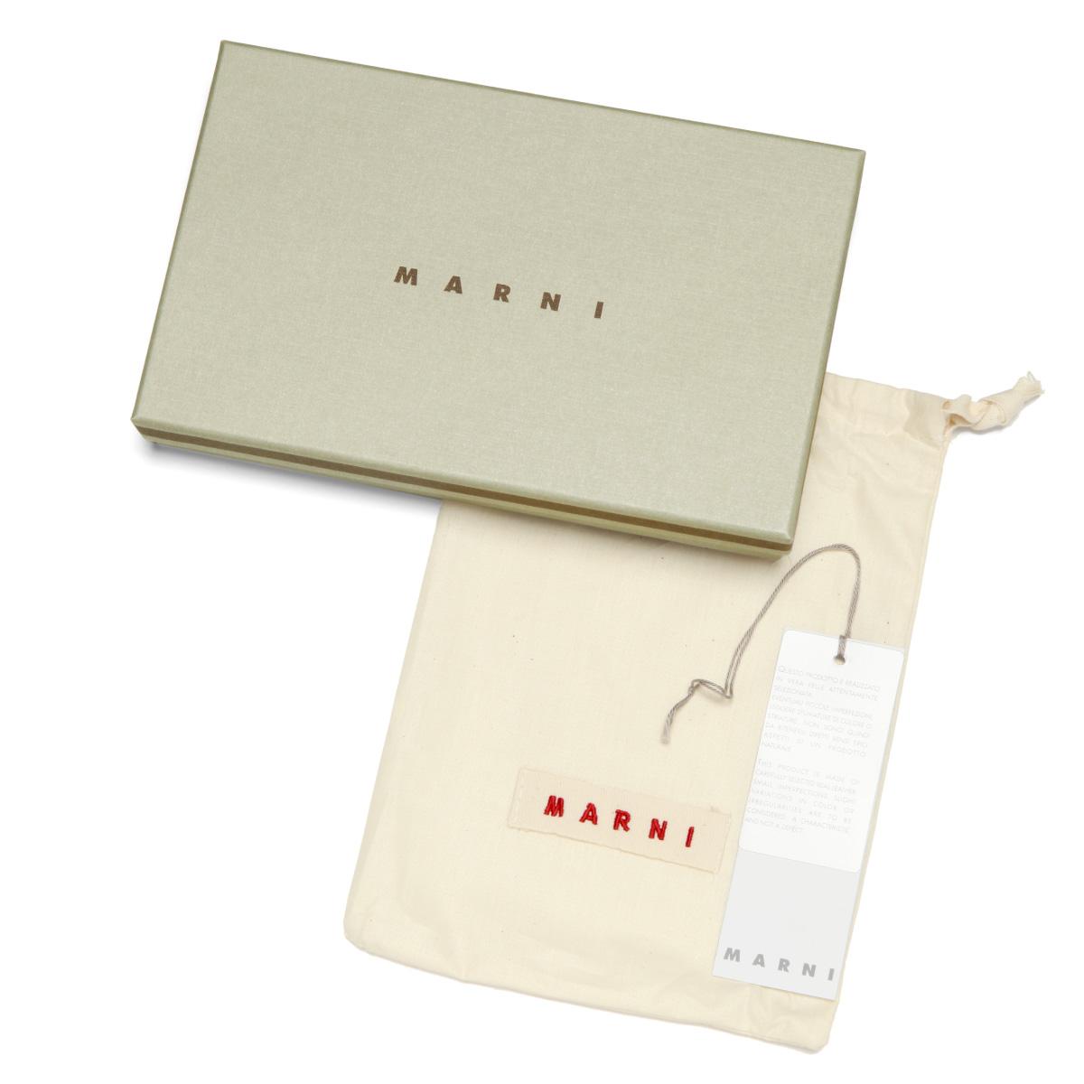 MARNI マルニ | ラウンドファスナー長財布
