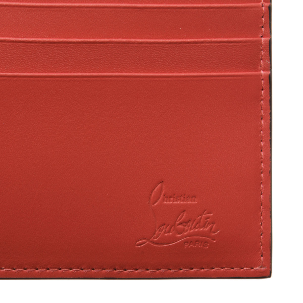 Christian Louboutin クリスチャン ルブタン | 二つ折り財布 | COOLCARD クールカード