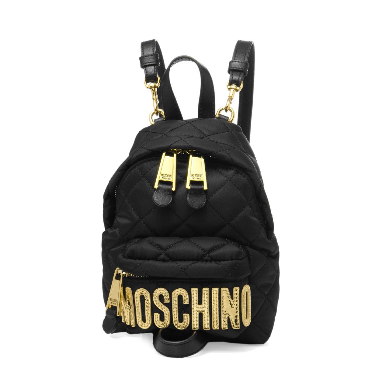 MOSCHINO モスキーノ | ショルダー付 バックパック