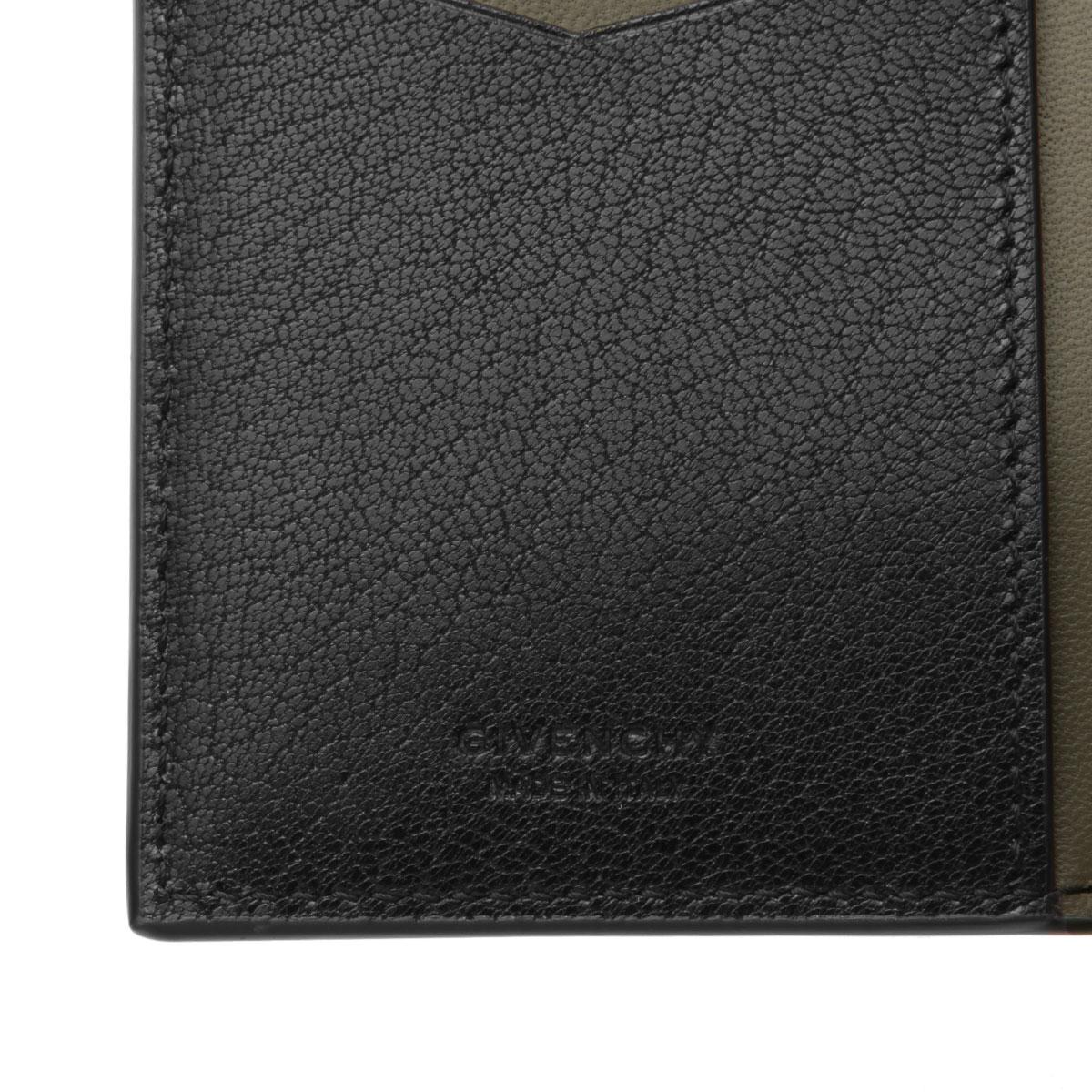 GIVENCHY ジバンシー | 二つ折り財布 ミディアム | GV3 ジーブイスリー