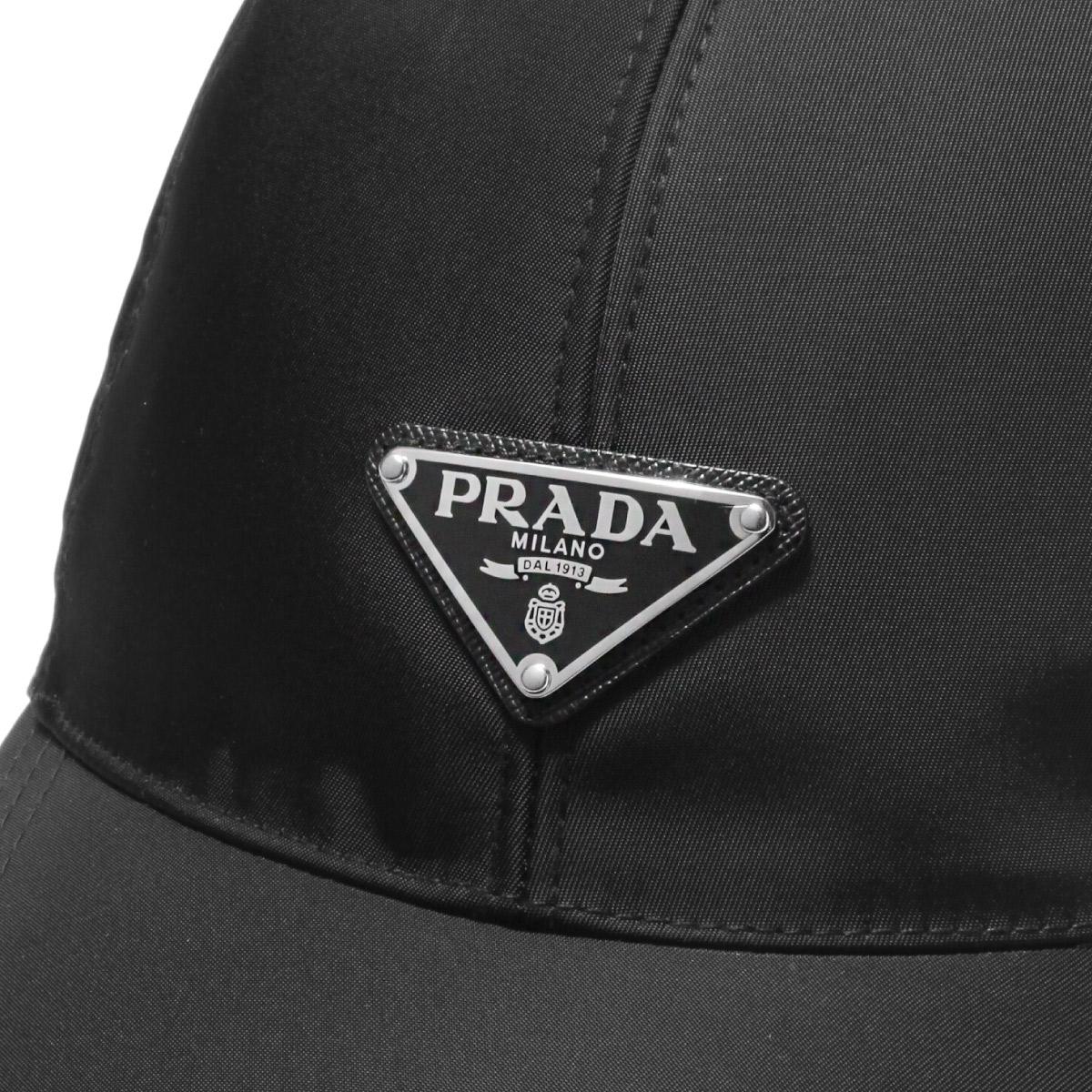 PRADA プラダ   キャップ
