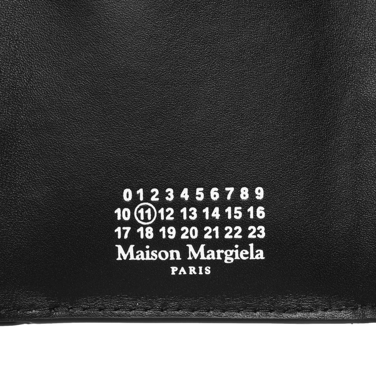 MAISON MARGIELA メゾン マルジェラ | ライン11 三つ折り財布