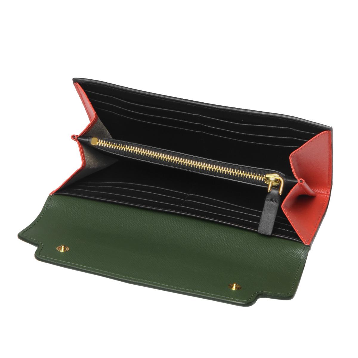 MARNI マルニ   二つ折り長財布