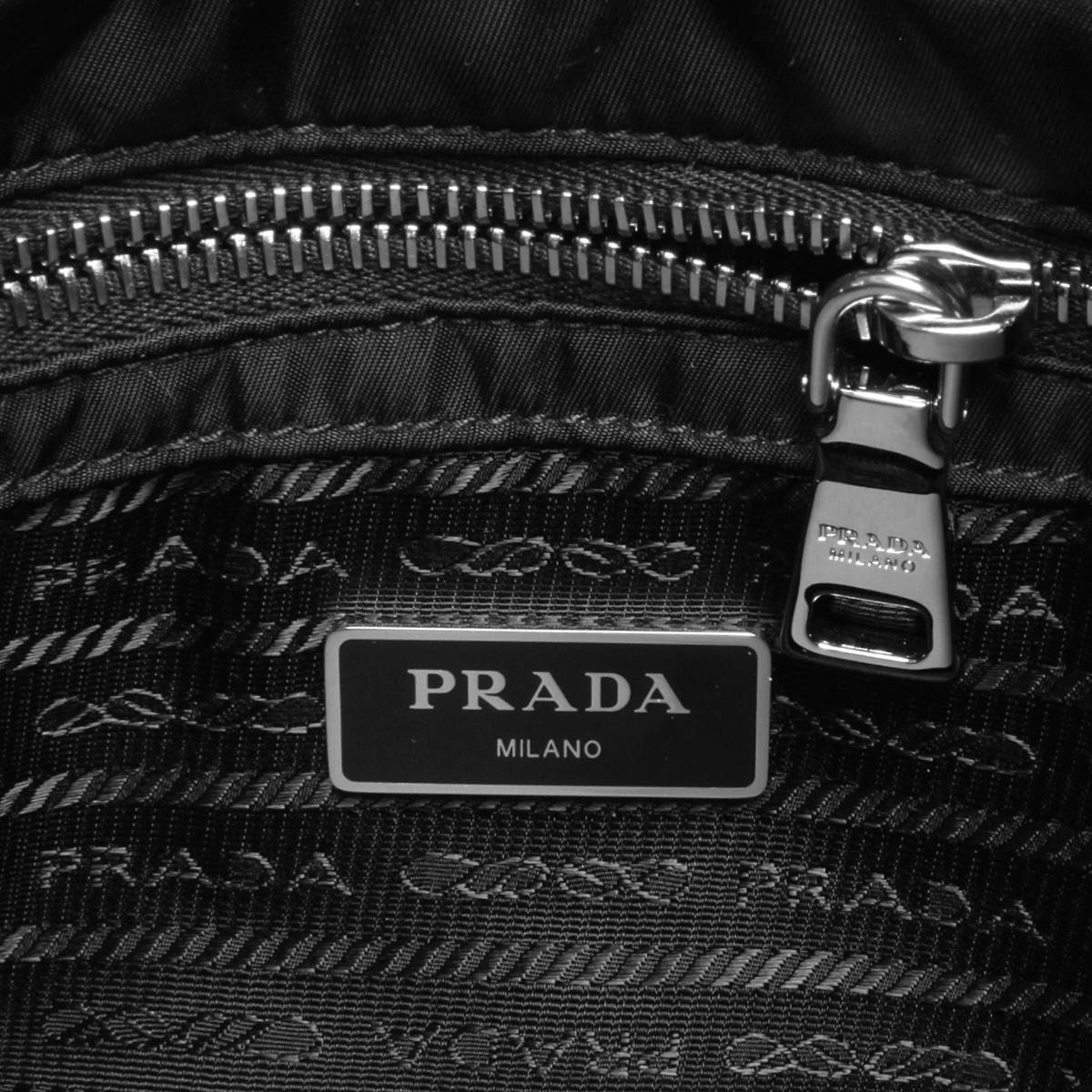 PRADA プラダ   ショルダーバッグ
