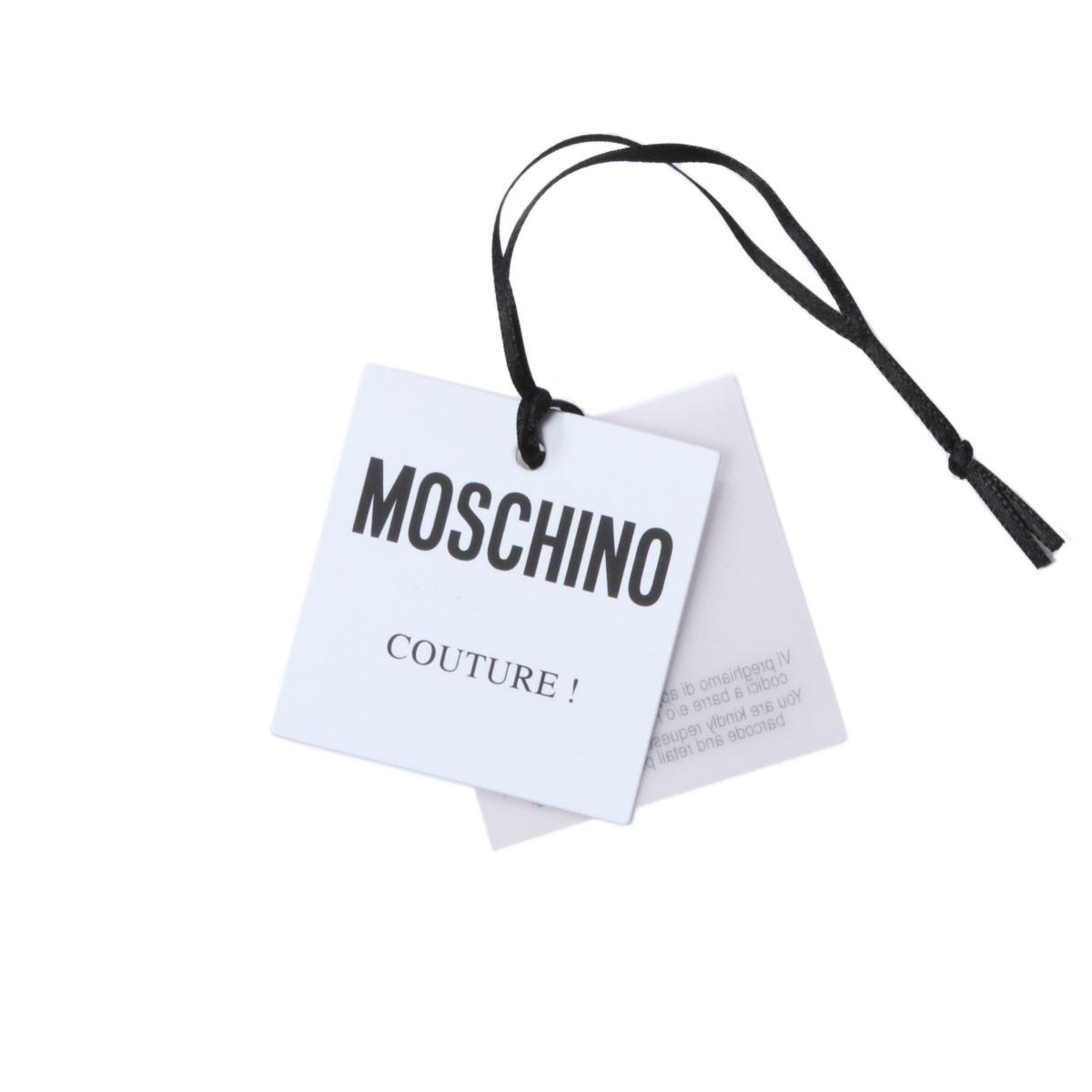 MOSCHINO モスキーノ | フード付 長袖ニット