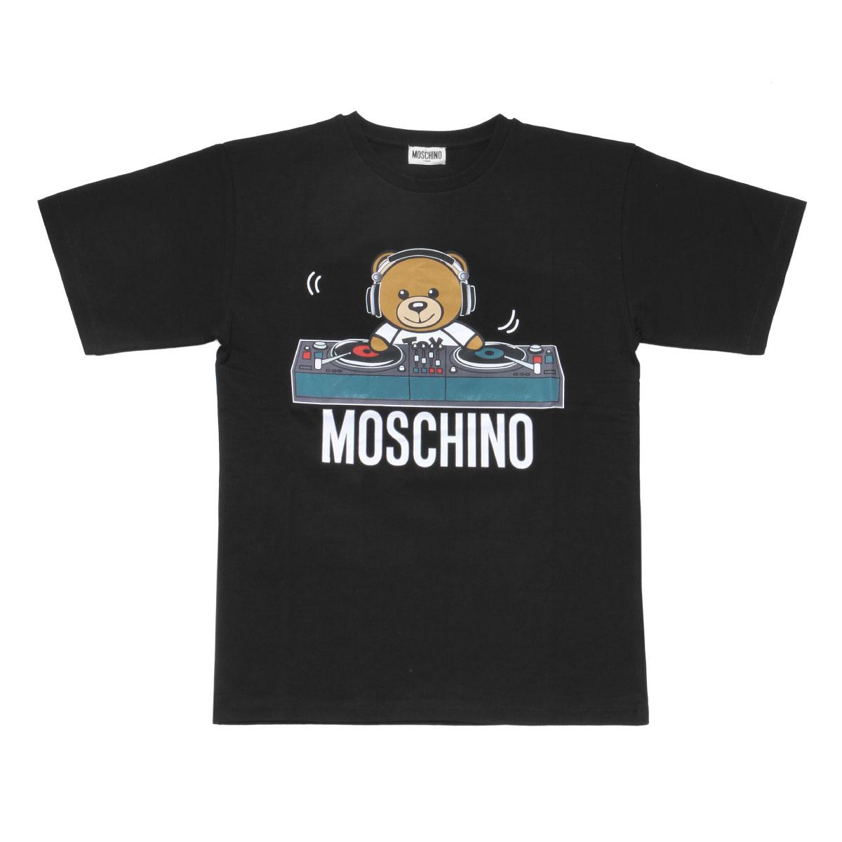 MOSCHINO モスキーノ   半袖Tシャツ