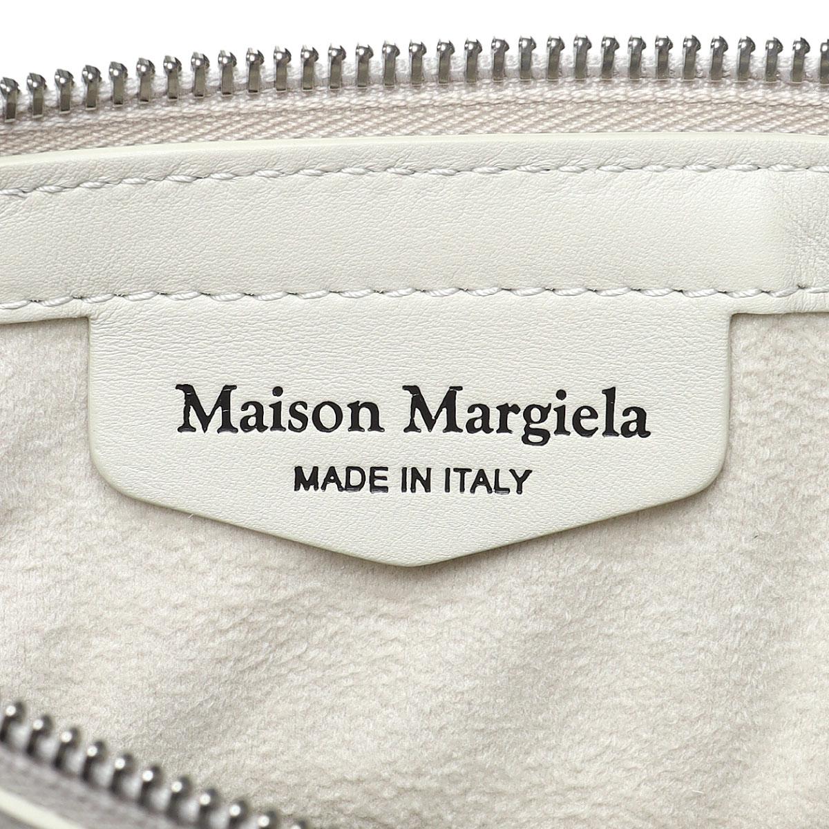 MAISON MARGIELA メゾン マルジェラ | ライン11 ショルダー付 ハンドバッグ ミニ | 5AC ファイブエーシー
