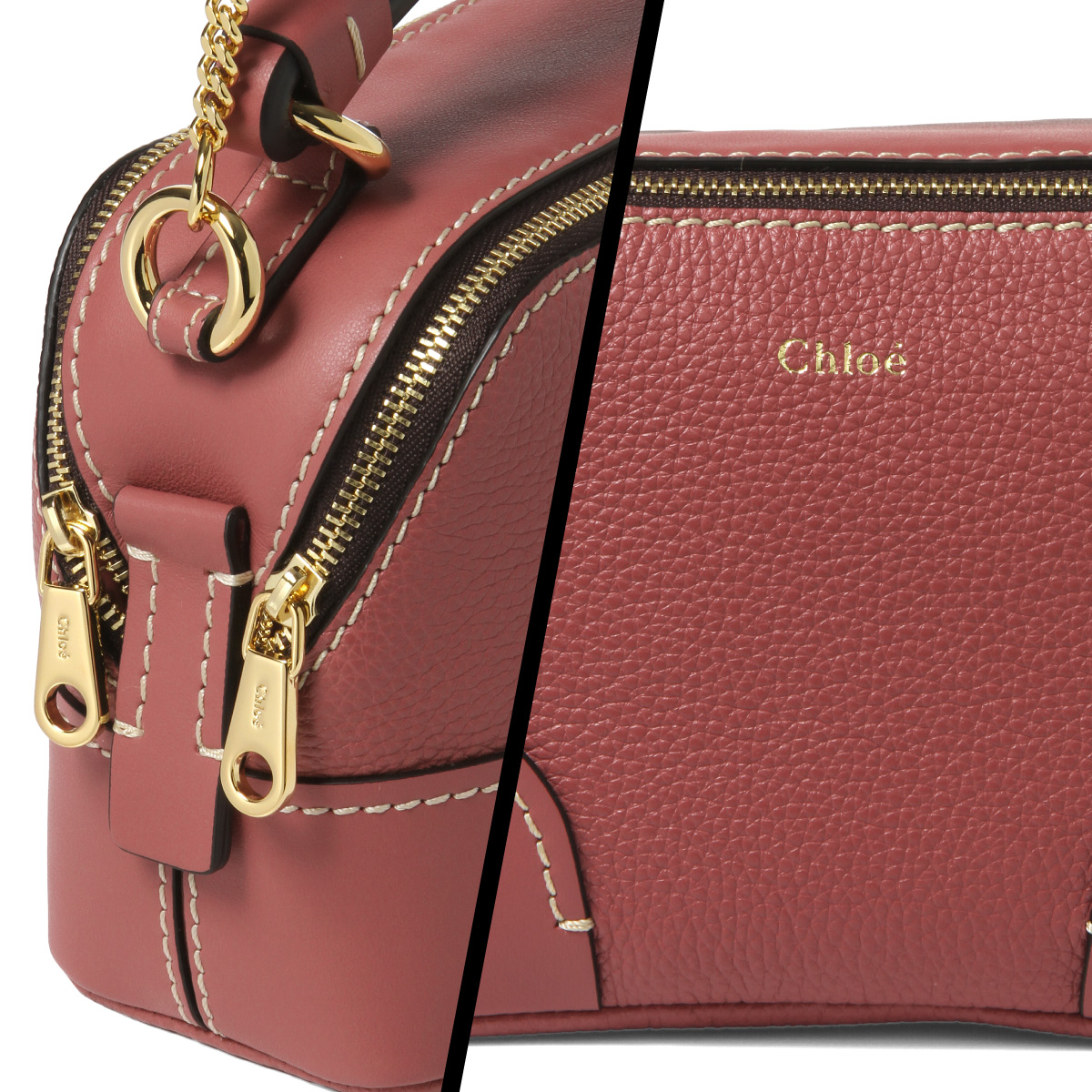 CHLOE クロエ | ショルダー付 ハンドバッグ ミニ | DARIA ダリア