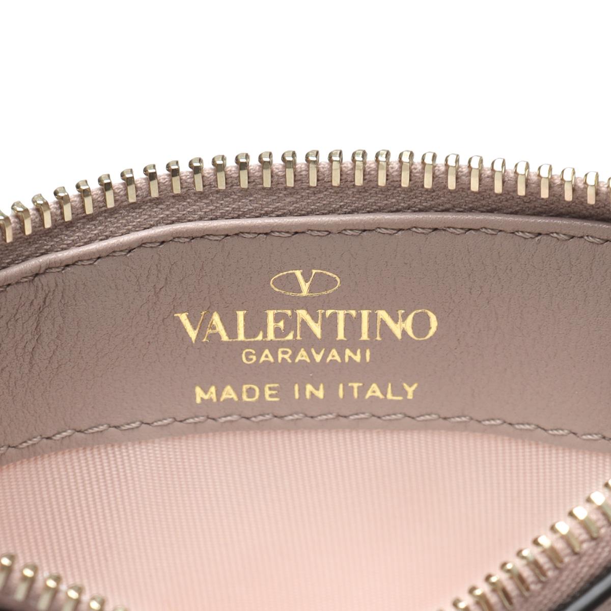VALENTINO ヴァレンティノ   カードケース   ROCKSTUD ロックスタッド
