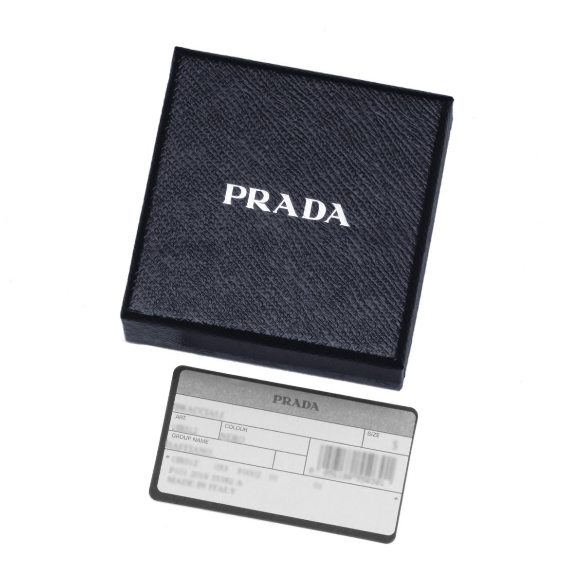 PRADA プラダ | ブレスレット | SAFFIANO