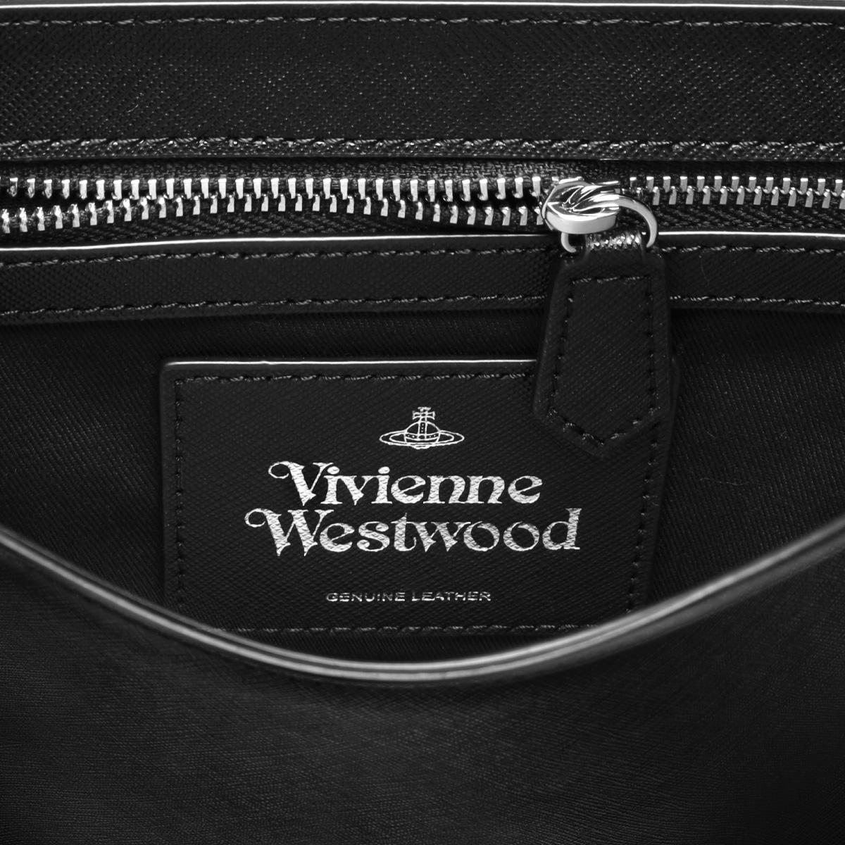 VIVIENNE WESTWOOD ヴィヴィアン ウエストウッド | ショルダーバッグ ミディアム | DEBBIE デビー