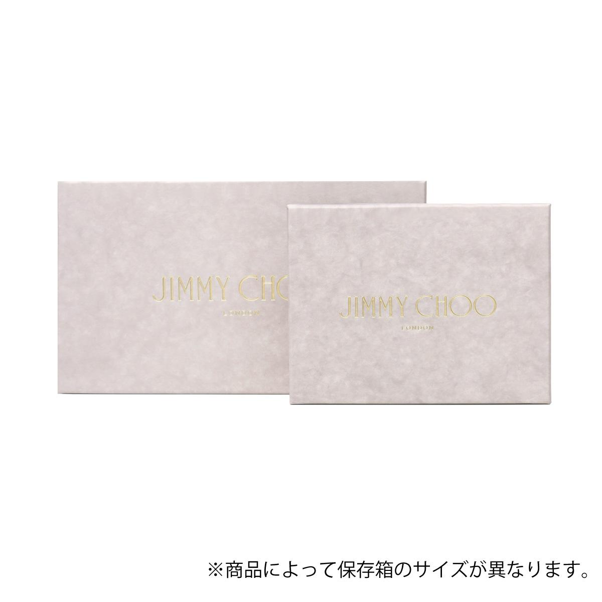 JIMMY CHOO ジミー チュウ   二つ折り財布   ODILE オディール