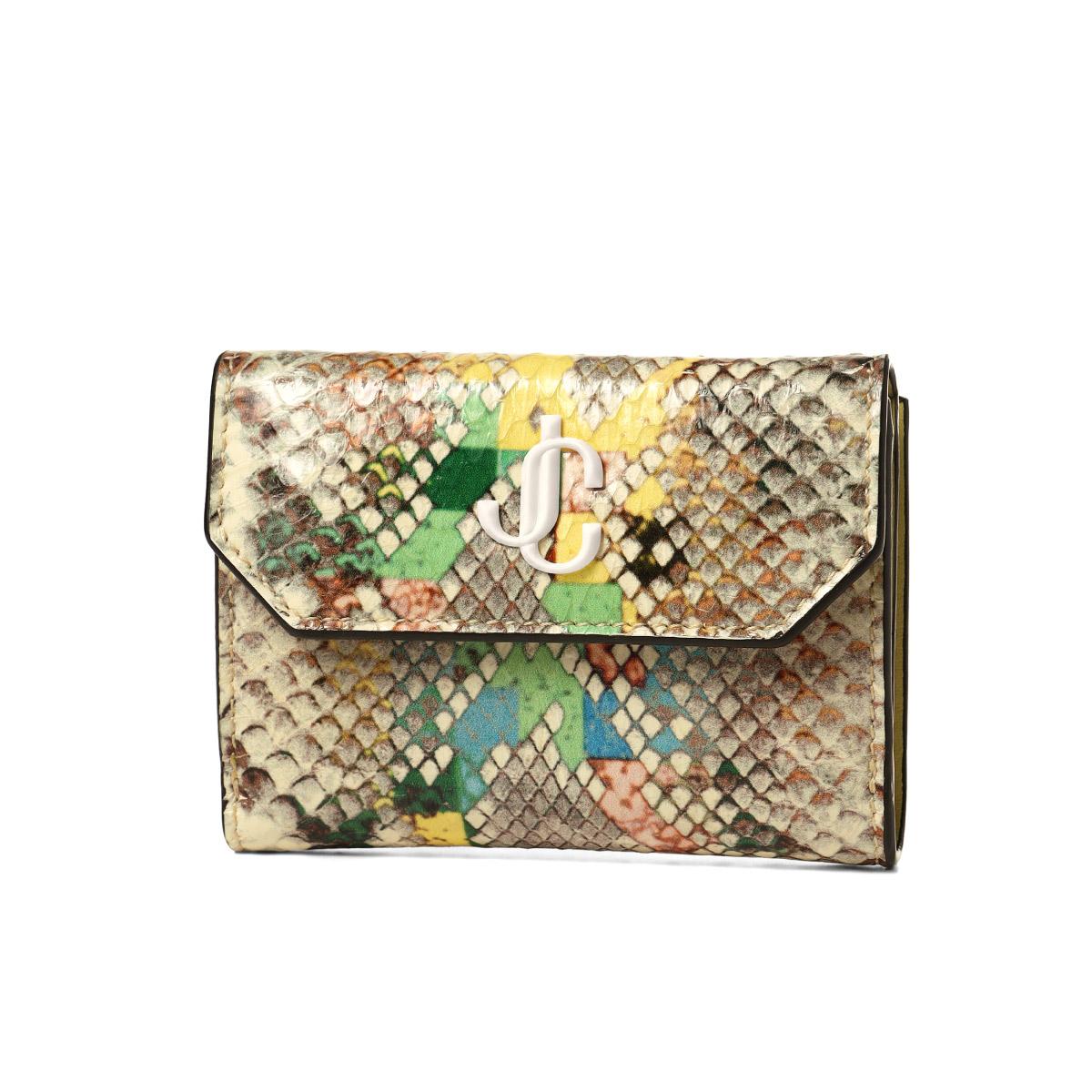 JIMMY CHOO ジミー チュウ | 二つ折り財布 | ODILE オディール