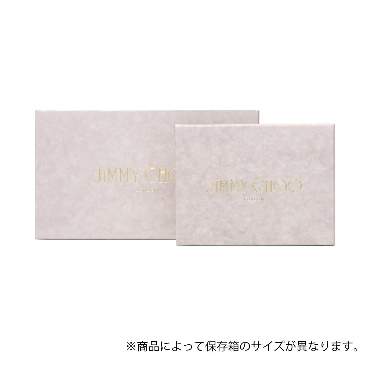 JIMMY CHOO ジミー チュウ | 三つ折り財布 スモール | NEMO ネモ
