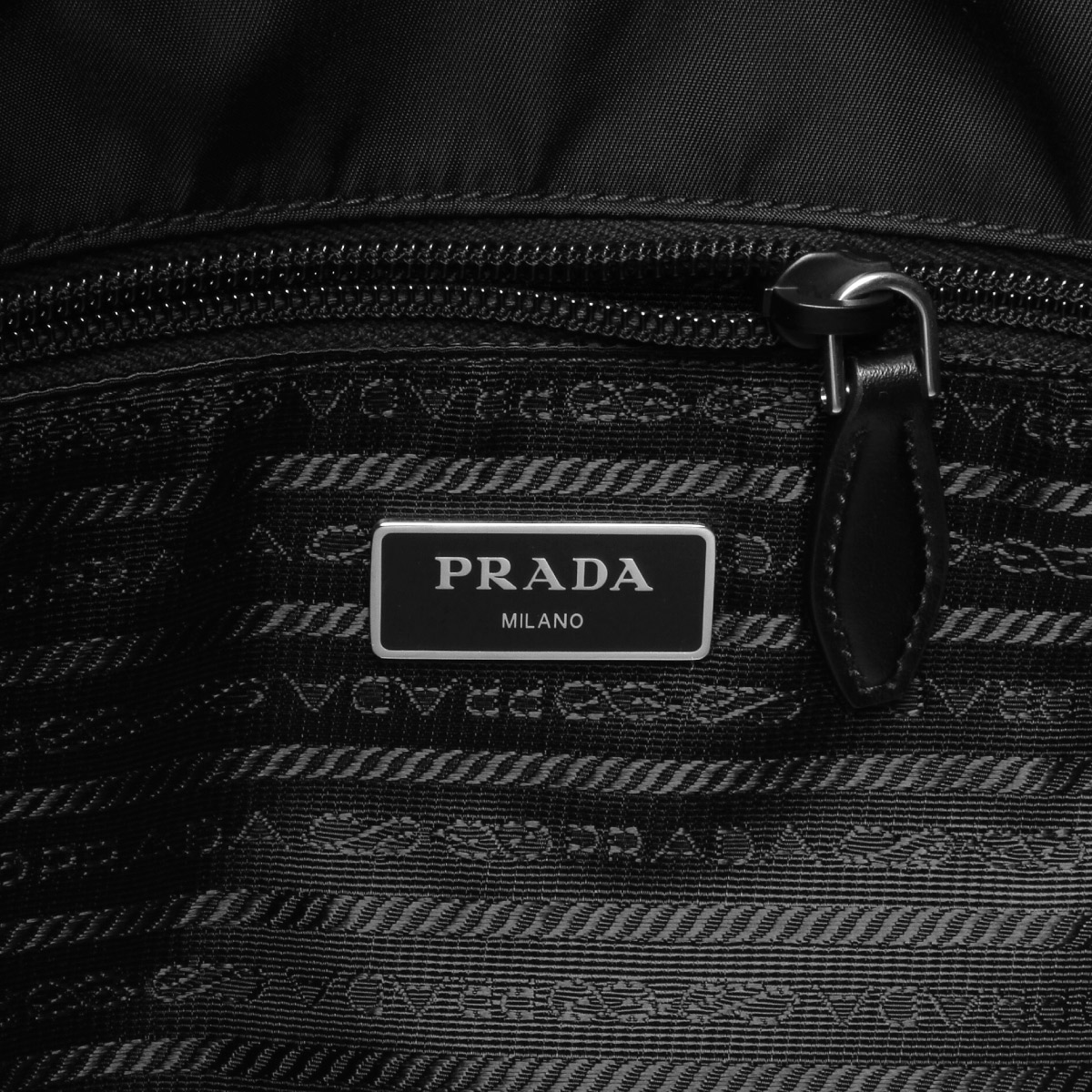 PRADA プラダ   ショルダー付 トートバッグ
