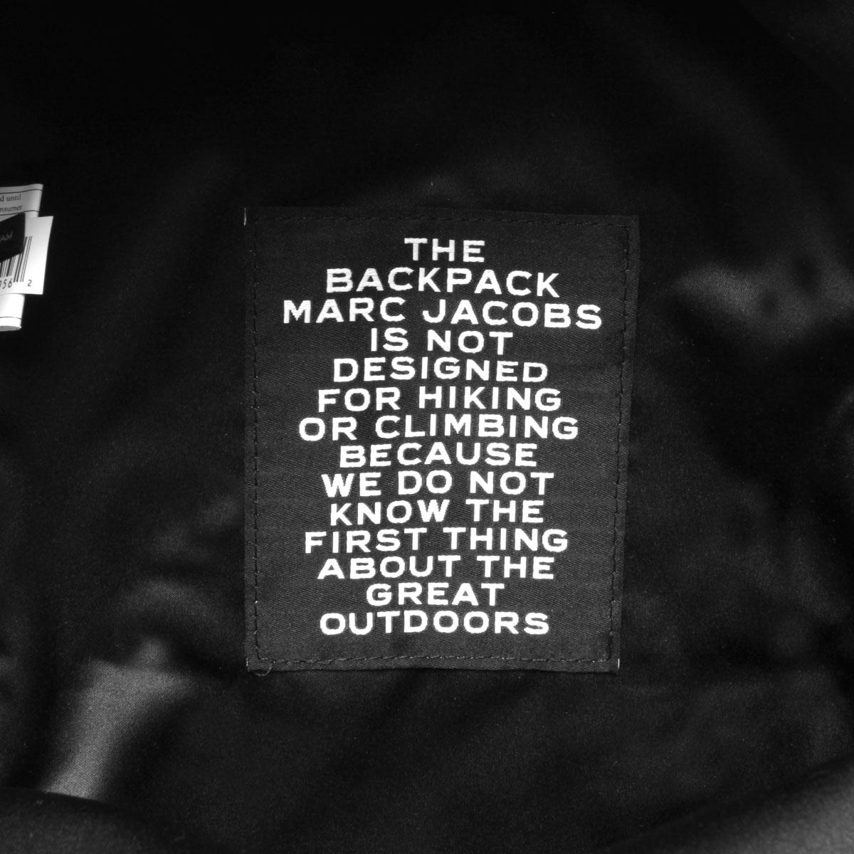 MARC JACOBS マーク ジェイコブス | バックパック ミディアム | THE DTM ザ ディーティーエム