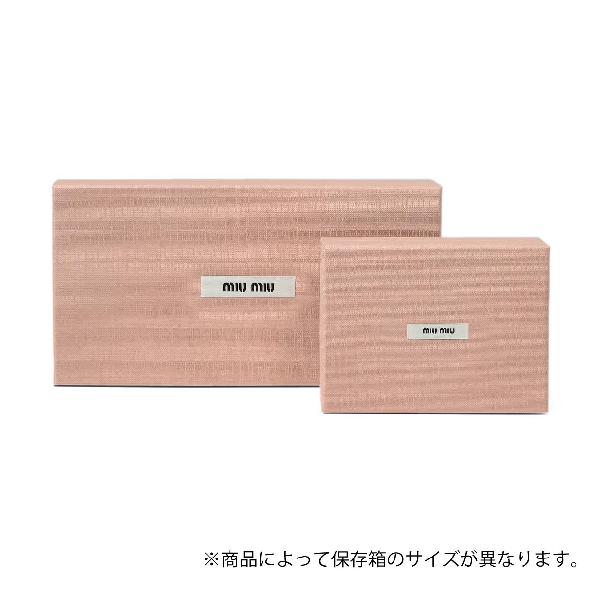 MIU MIU ミュウ ミュウ | iPhone12/12Proケース