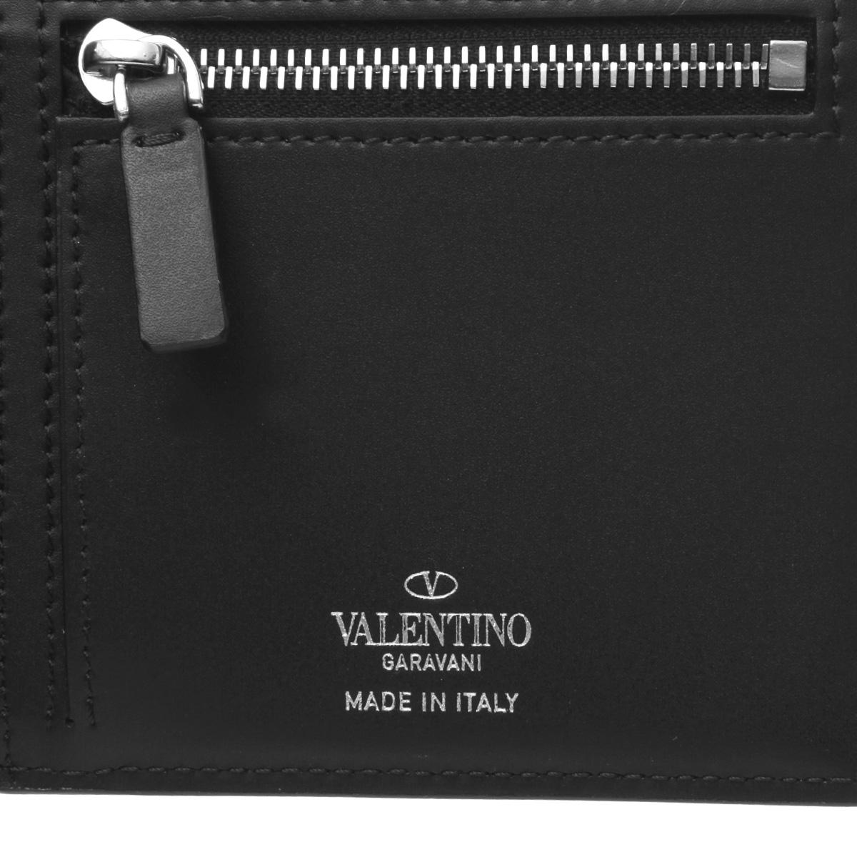 VALENTINO ヴァレンティノ   二つ折り財布