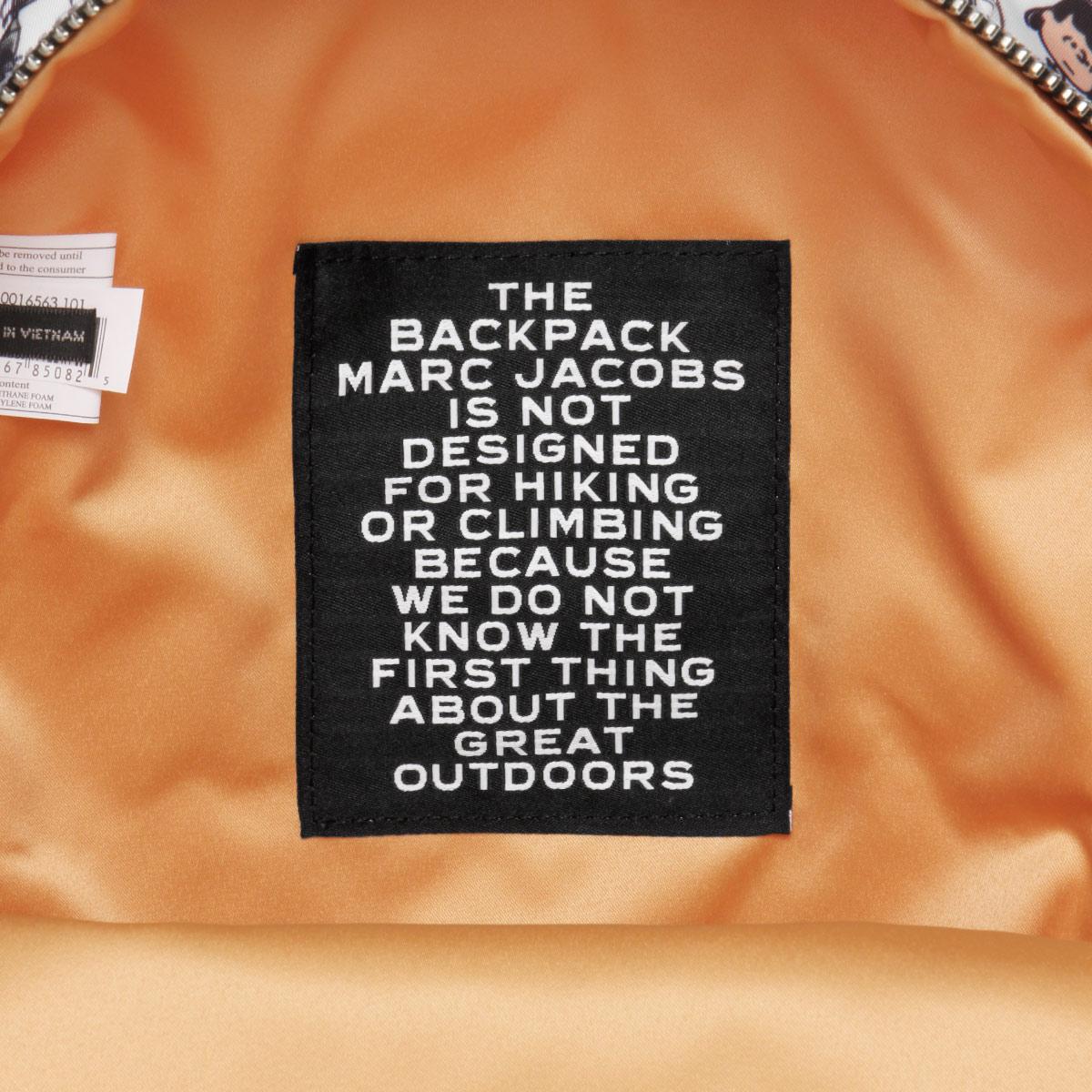 MARC JACOBS マーク ジェイコブス | バックパック ミディアム | PEANUTS ピーナッツ