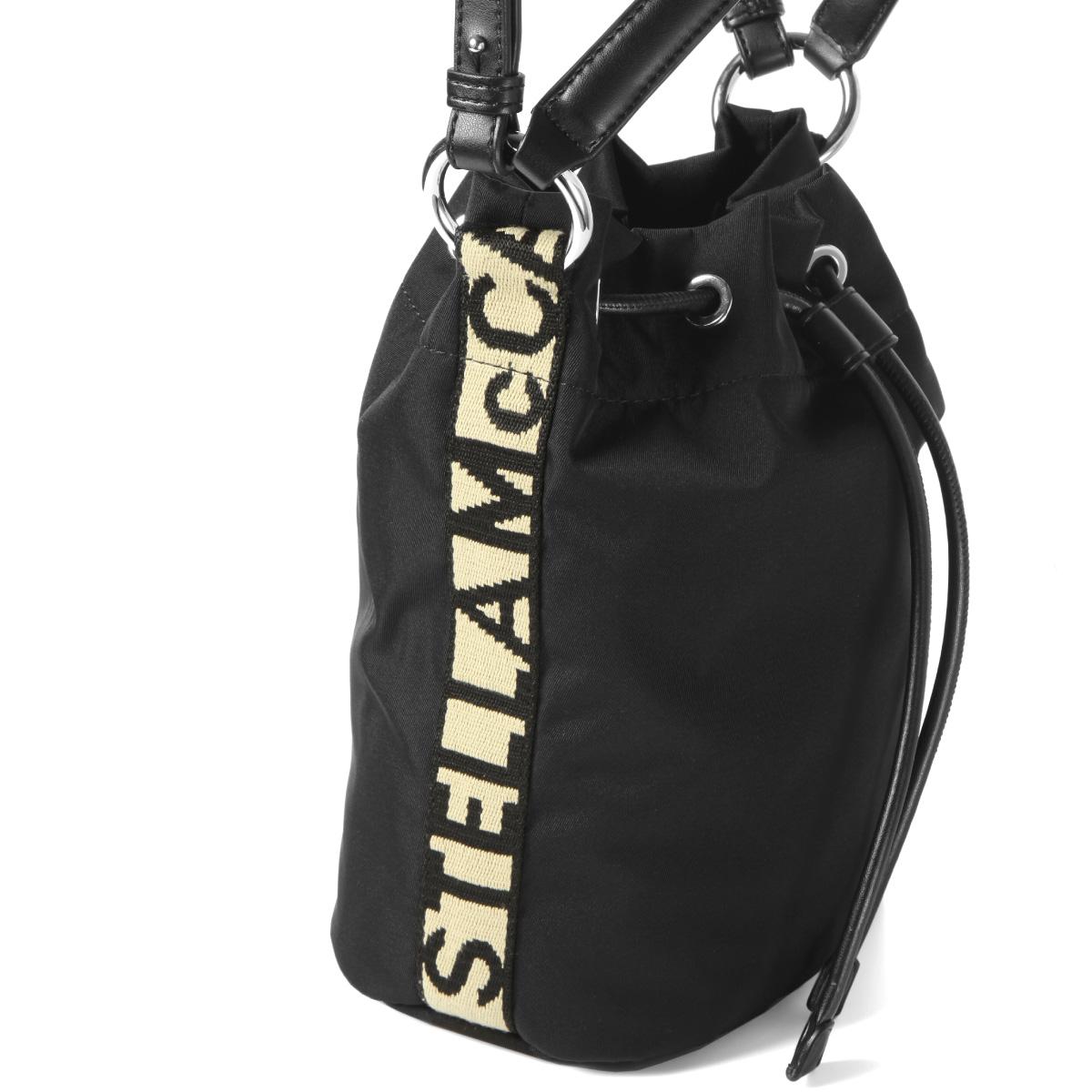 STELLA McCARTNEY ステラ マッカートニー | ショルダー付 バケットバッグ スモール