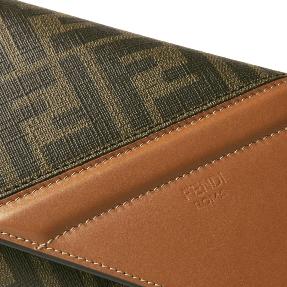 FENDI フェンディ | 二つ折り長財布
