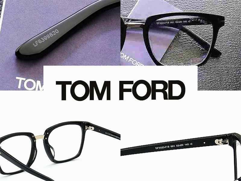 トムフォード(TOMFORD) TF5523-FB 001  (52)