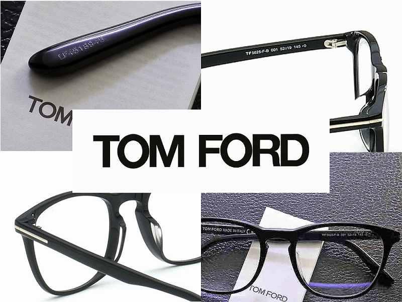 トムフォード(TOMFORD) TF5625-FB 001  (52)