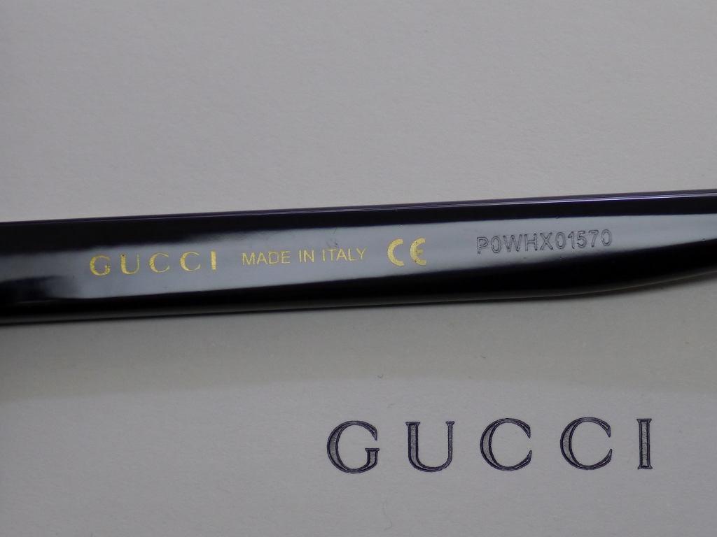 グッチ(GUCCI) GG0749 OA 001  (56)LBR