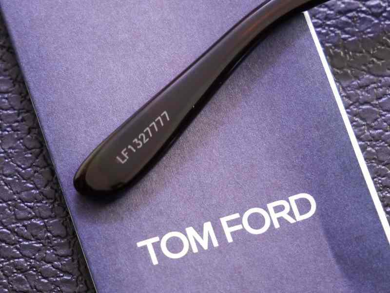 トムフォード(TOMFORD) TF0752 55V  Jameson (ジェイムソン)