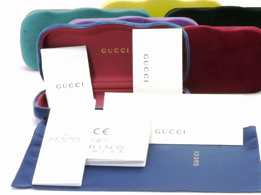 グッチ(GUCCI) GG0057SK 001  (56)