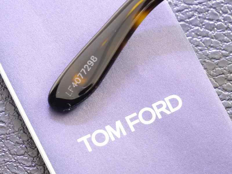 トムフォード(TOMFORD) TF0678F 52N  August(オーガスト)