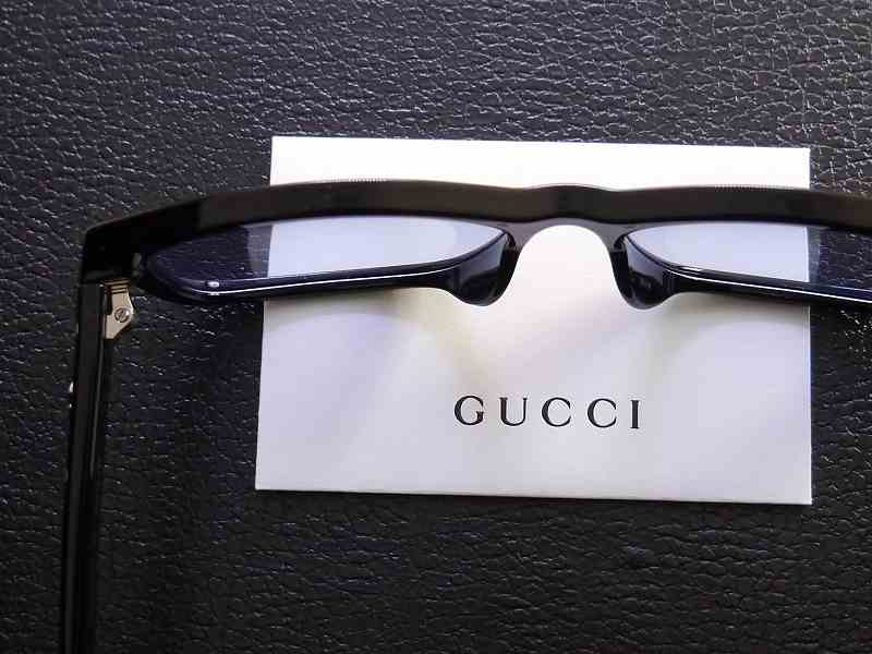 グッチ(GUCCI) GG0640 OA 001  (55)LBU