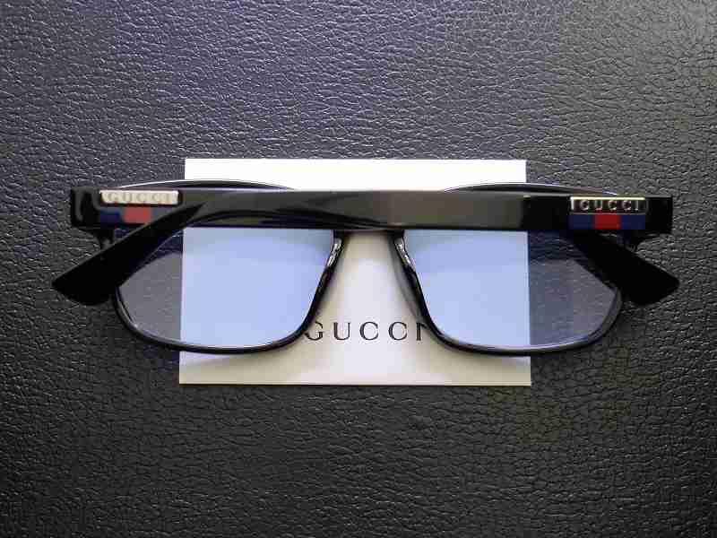 グッチ(GUCCI) GG0749 OA 001  (56)LBU