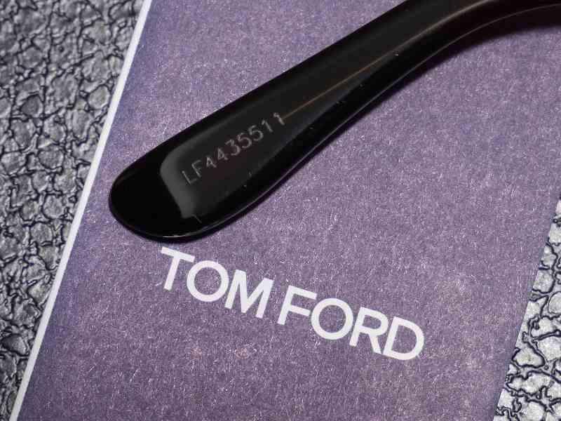 トムフォード(TOMFORD) TF0751-F 55E Dax