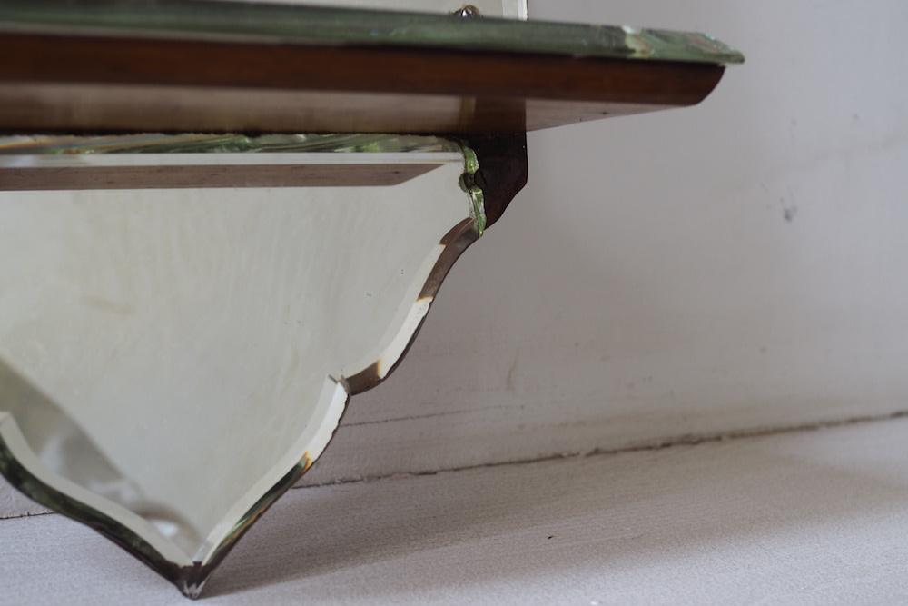 Vintage cutting mirror C<p>ヴィンテージ カッティングミラー C</p>