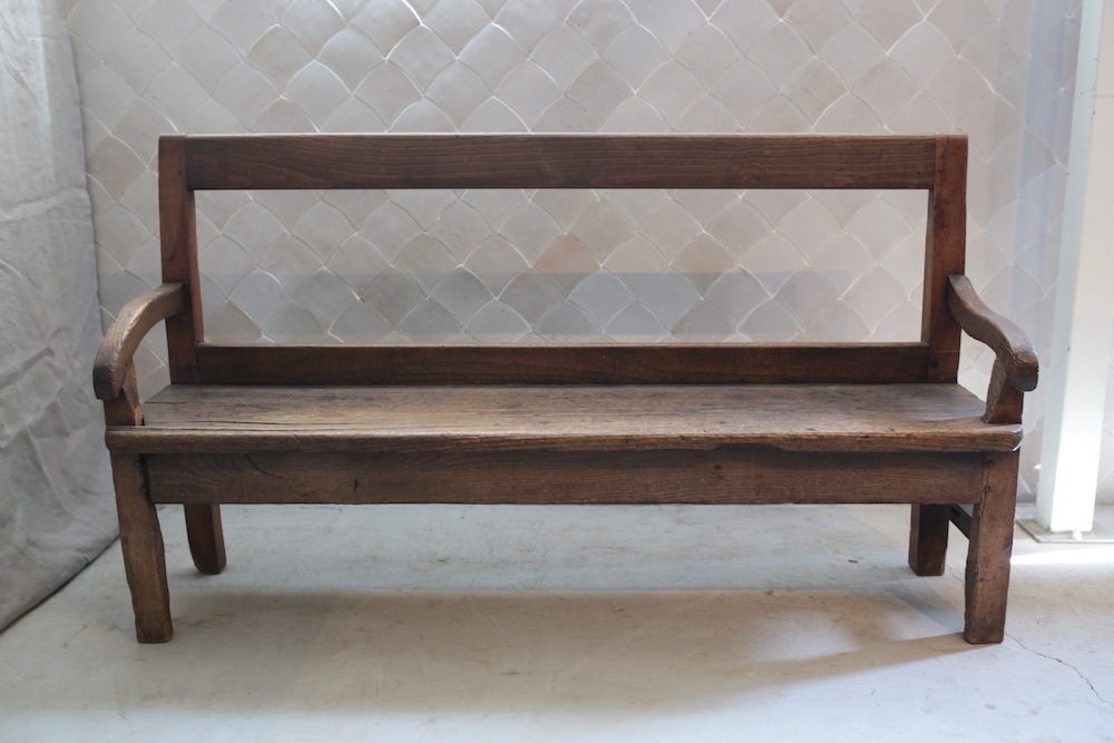 Vintage bench D<p>ヴィンテージベンチ D</p>