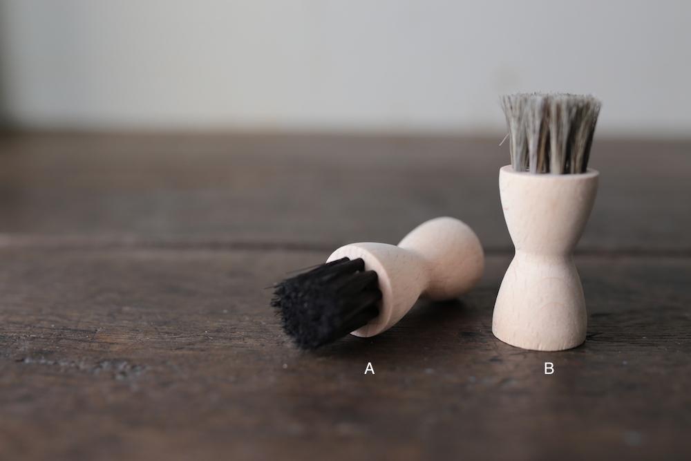 TAPIR  Mini brush<p>TAPIR ミニブラシ(靴のケア用ブラシ)</p>