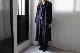 Vintage Black Work Dress A<p>ヴィンテージ ブラックワークドレス A</p>