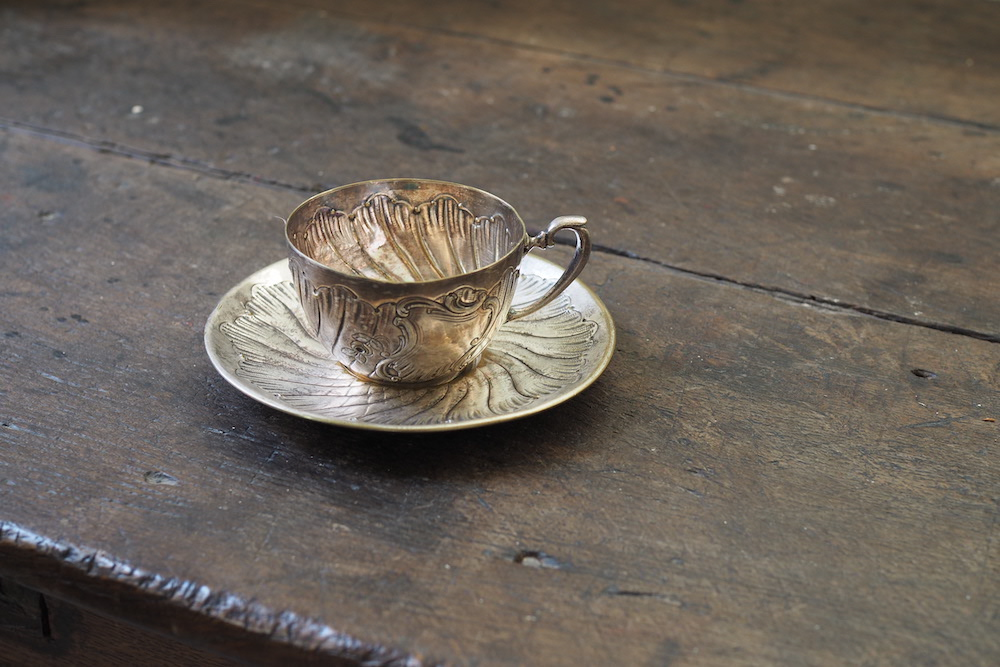 Vintage cup&saucer<p>ヴィンテージ カップ&ソーサー </p>