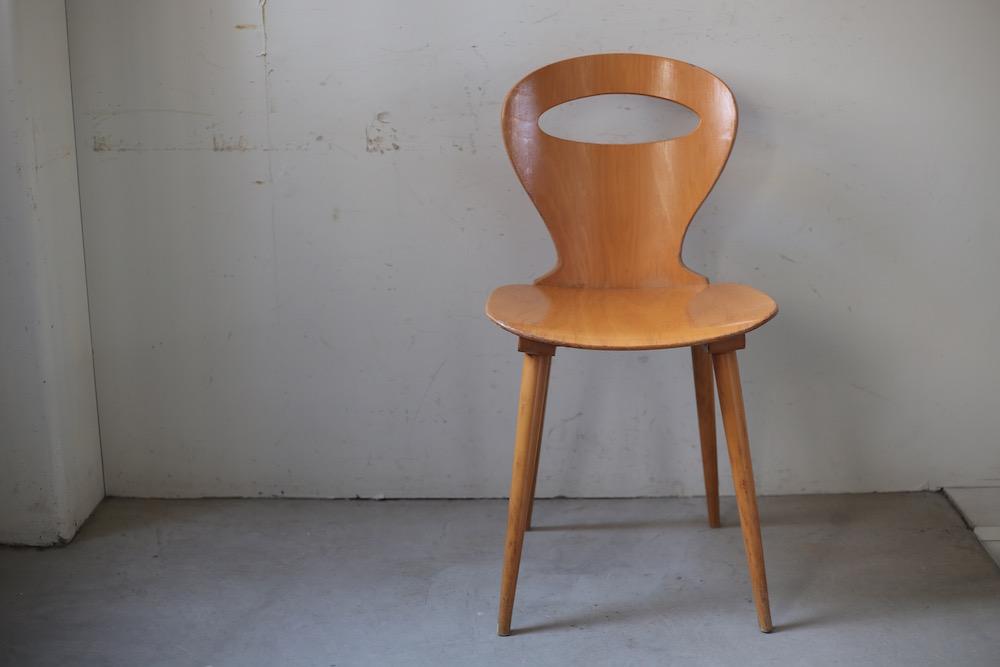 Baumann chair(oval/LB-D)<p>バウマンチェア(オーバル/ライトブラウン-D)</p>