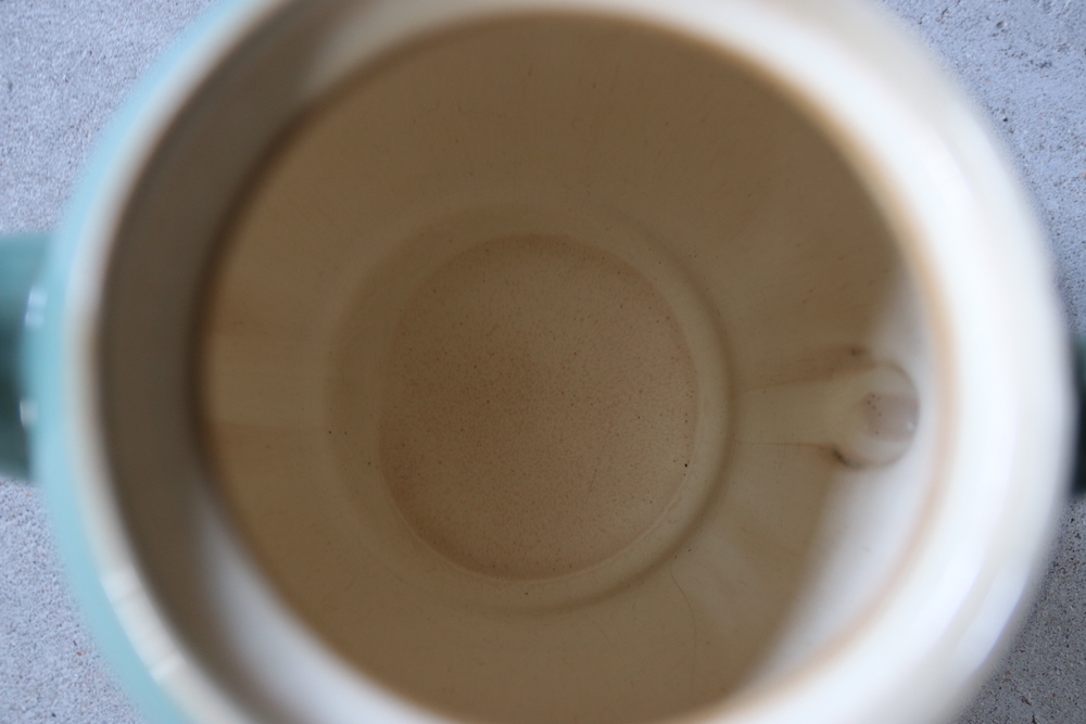 Denby Manor Green Tea pot<p>デンビーティーポット</p>