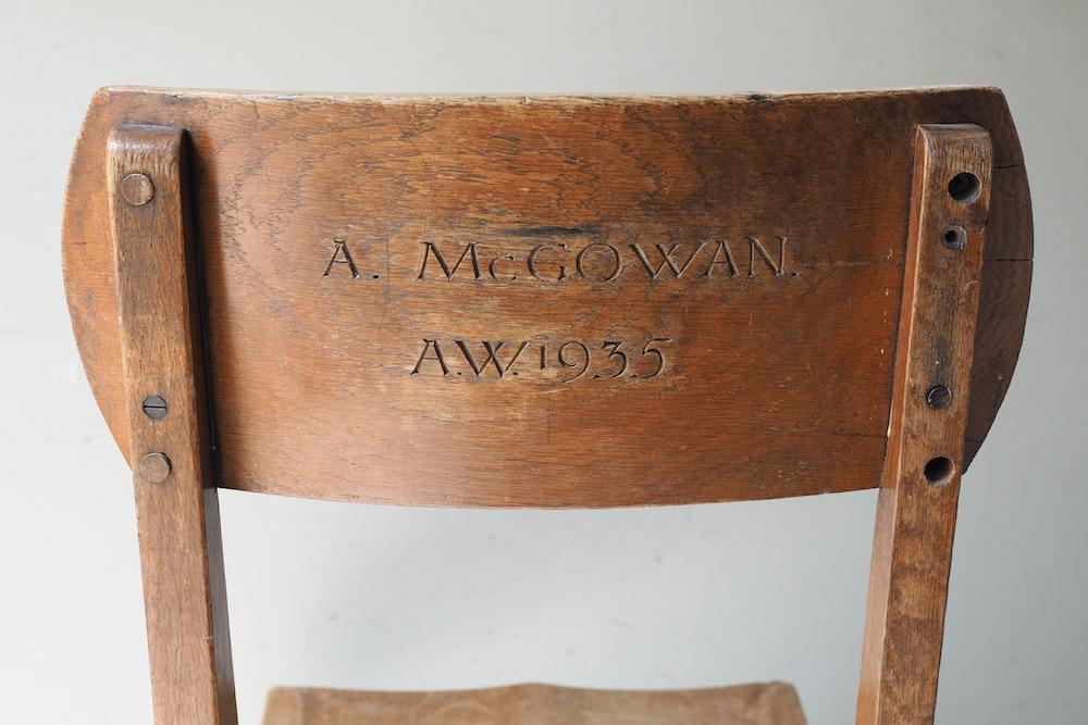 Vintage chair (U)<p>ヴィンテージチェア (U)</p>