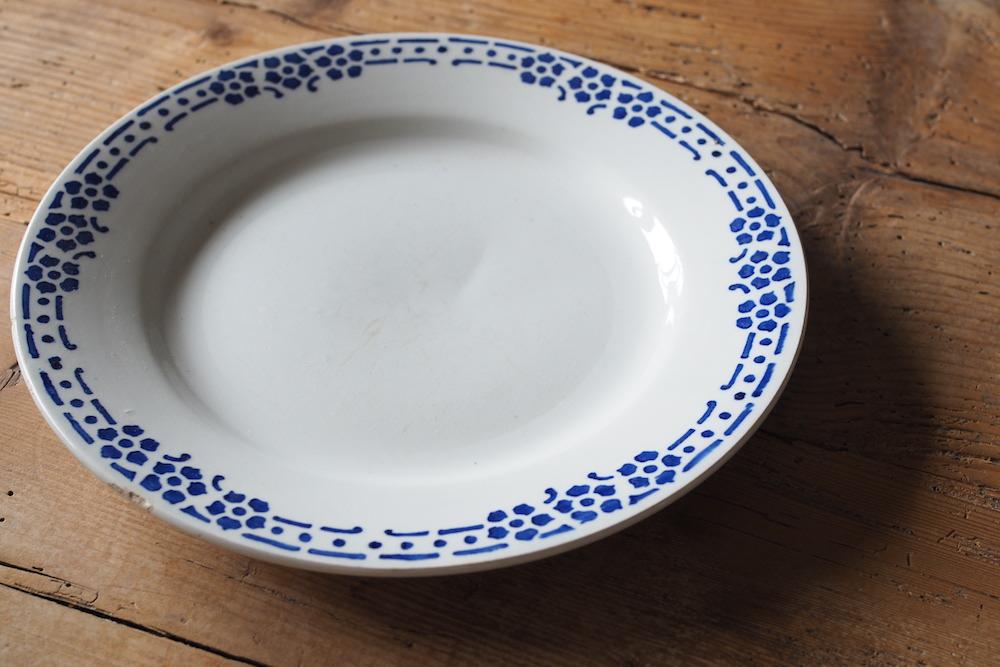 Saint-Amand plate<p>サンタマン プレート</p>
