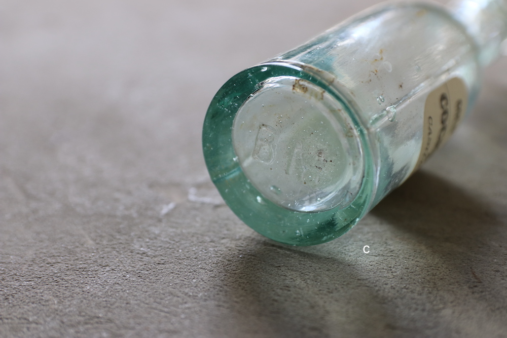 Glass bottle A<p>ガラス瓶 A</p>