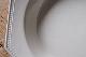Creil et Montereau octogonal soup plate<p>クレイユモントロー オクトゴナル スーププレート</p>