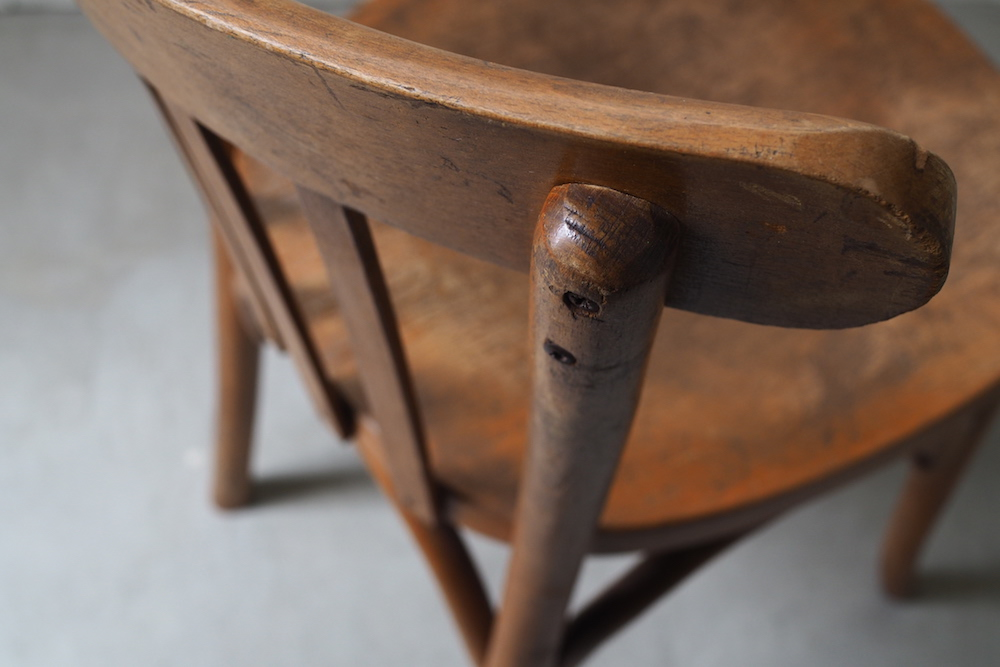 Vintage cafe chair H<p>ヴィンテージ カフェチェア H</p>