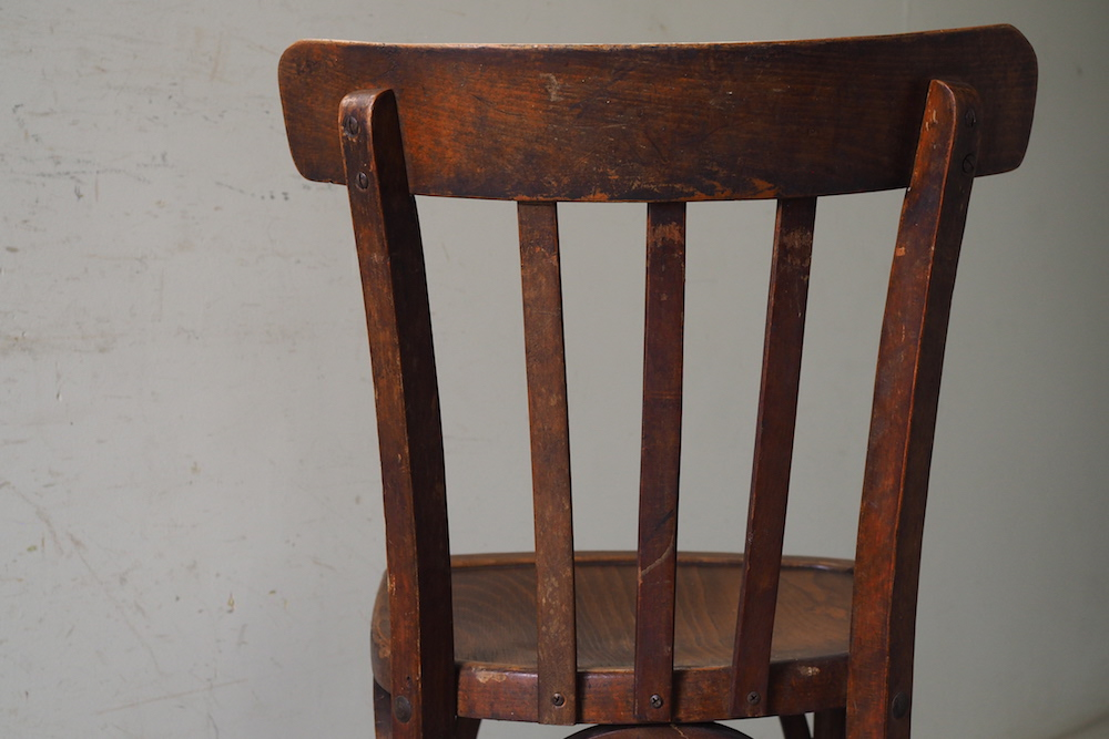Vintage cafe chair L<p>ヴィンテージ カフェチェア L</p>