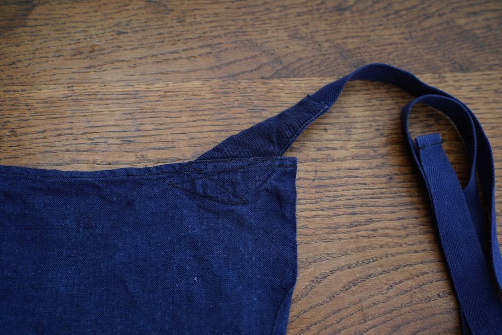 Vintage Linen Apron<p>ヴィンテージ リネン エプロン</p>