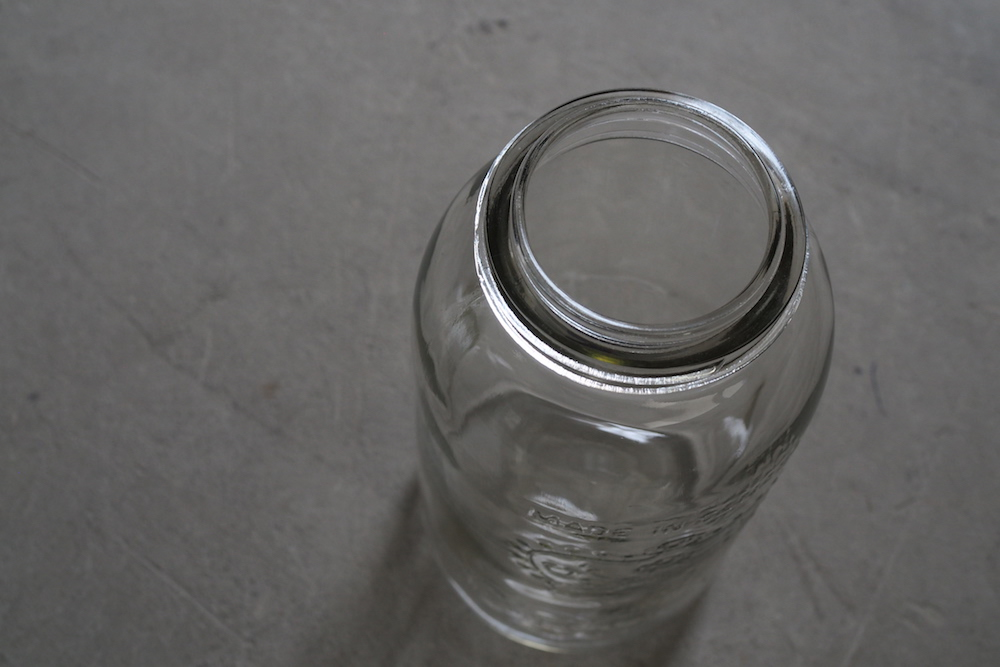 Vintage crown jar B<p>ヴィンテージ クラウンジャー B</p>
